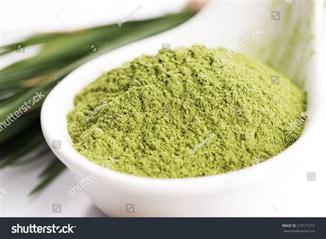 Barley Grass Detox barley grass detox superfood stock photo 273171317