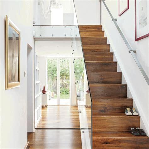 Open Plan Kitchen Hallway by Hallway Step Inside Susann S Open Plan Family Home