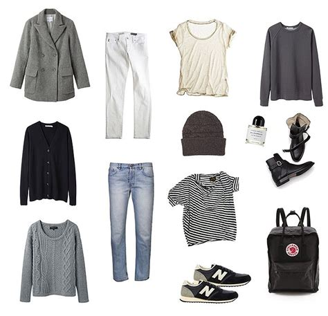Capsule Travel Wardrobe by 1000 Images About Style Boards On Capsule
