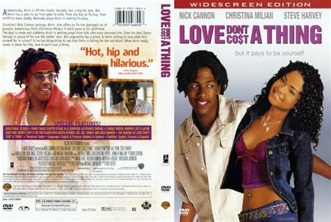 love don t cost a thing film from which movie does this love don t cost a thing