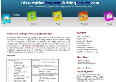 dissertation review service dissertation writing services reviews