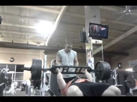 swiss bar bench press swiss bar bench press 400x3 youtube