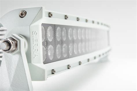 Marine Led Light Bars Led Lights Revolutionary Dual Amberwhite Led