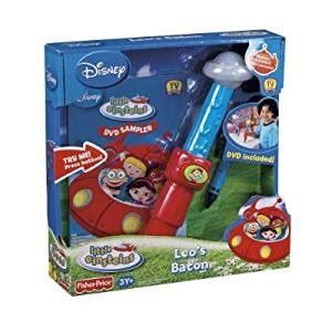 little einsteins toy demo fisher price amazon com fisher price little einsteins leo s baton with