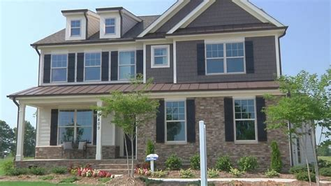 Ryland Homes Design Center Va by Eastwood Homes Davidson Floor Plan
