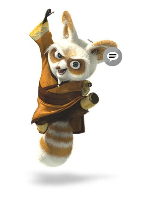 imagenes de los personajes de kung fu panda 3 shifu personajes kung fu panda