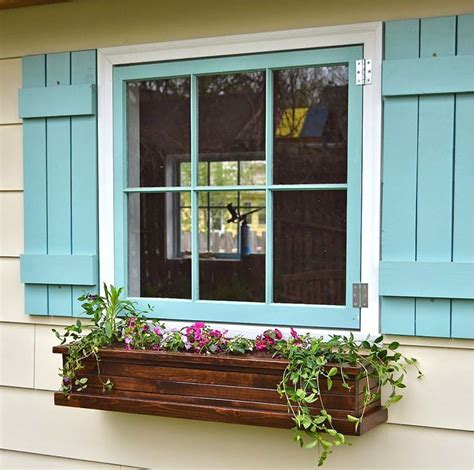 wood window box planters 17 best images about outdoor bunkhouse garden shed on