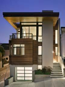 Glass Banister Cost Casas Modernas En Espacios Peque 241 Os