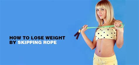 How To Lose Weight With Sports by How To Lose Weight By Skipping Rope Csx Competitive