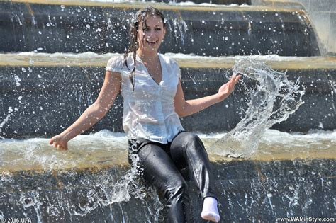 get wet tanya ufa on twitter quot elena gets wet in the fountain in