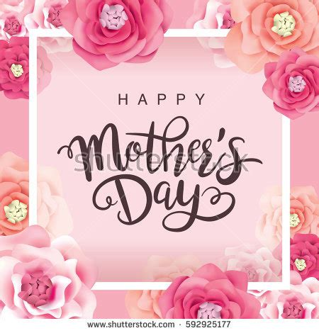 S Day Card Backgrounds mothers day greeting card flowers background vector de
