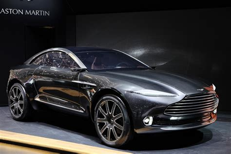 aston martin suv aston martin dbx concept previews an all electric suv
