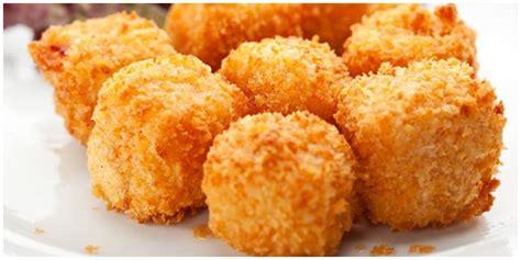 cara membuat roti goreng ubi jalar kuliner resep bola bola ubi isi keju vemale com