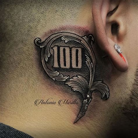 100 dollar bill rose tattoo best 25 money ideas on money