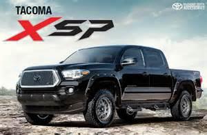 Toyota Tacoma Xsp Toyota Tacoma Xsp Accessory Package Serving Atlanta Ga