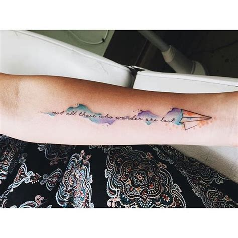 20 wanderlust tattoo ideas 2016 girlshue