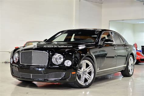 bentley coupe 4 door 2011 bentley mulsanne base sedan 4 door 6 8l