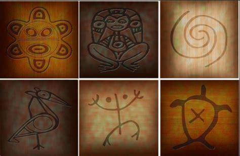 imagenes simbolos tainos image gallery dibujos tainos