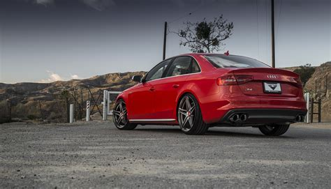Audi S4 B8 5 Tuning by Awe Tuning B8 B8 5 Audi S4 Touring Edition Exhaust