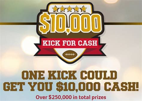 Instant Win Cash Sweepstakes - winn dixie and bi lo 10 000 kick for cash instant win