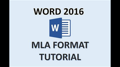 mla style indenting a paragraph in word mission critical training