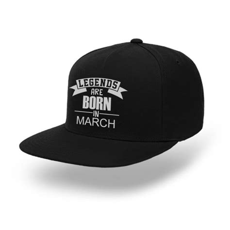 Topi Trucker 10 2 Reove Store legends are born in march indoclothing