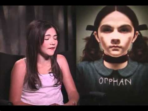 orphan film plot orphan exclusive isabelle fuhrman interview youtube