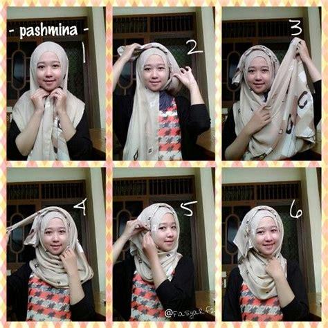 tutorial hijab pashmina ala laudya 25 best ideas about pashmina hijab tutorial on pinterest