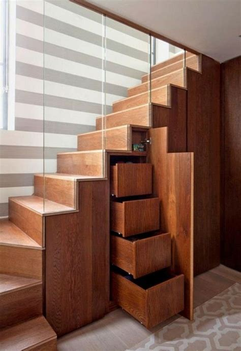 Stair Drawers Storage by Cupboard Stairs Drawers Of Glass Banister Carpet