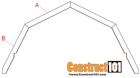 shed plans  gambrel shed truss construct