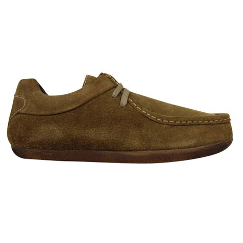 wallaby shoes mens base shoot leather wallaby casual shoes lace