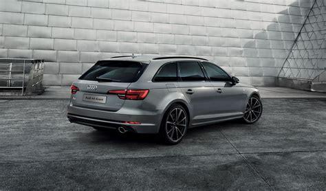 Audi A4 Black Edition by Audi A4 Nu Ook Verkrijgbaar Als S Line Black Edition