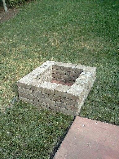 rumblestone pit pin by april b on garden ideas