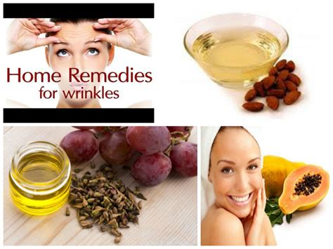 easy home remedies for wrinkles 2016