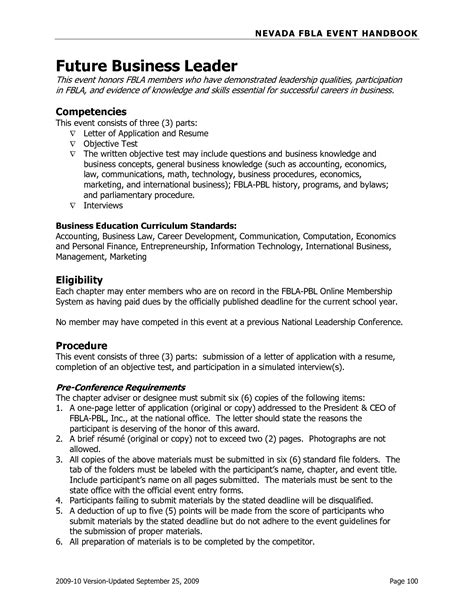 Objective For Business Student Resume Sles A General Objective For A Resume
