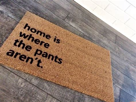funny door mats over 1000 id 233 er om funny doormats p 229 pinterest