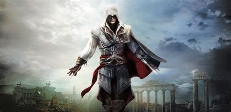 Kaset Ps4 Assassins Creed The Ezio Collection assassin s creed the ezio collection confirmed for november on ps4 and xbox one playstation 4