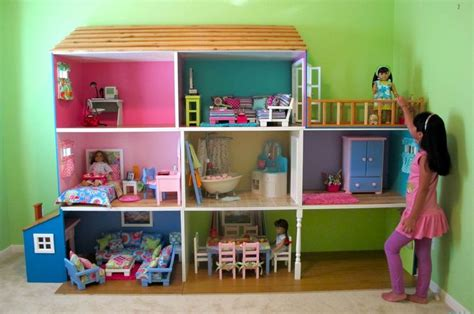 Doll House Plans For 18 Dolls Woodworking Projects Plans Plans For 18 Inch Doll House