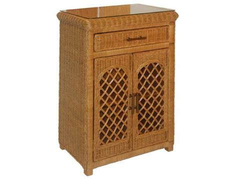 outdoor wicker tv cabinet fsc35 wicker cabinet w drawer
