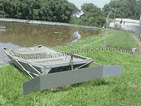 boat cleaner for algae algae problems and wastewater lagoon solutions