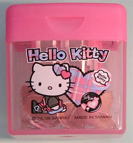 kitty pencil sharpener kitty stuff