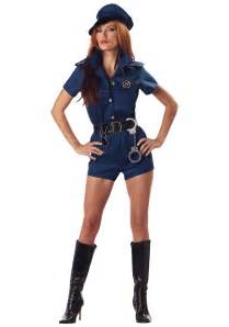 s officer costume cop costumes