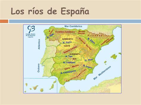 los rios de espana los r 237 os de espa 241 a ppt video online descargar