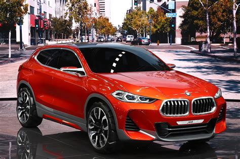 BMW X2 Concept Unveiled in Paris - Motor Trend X 2 Review