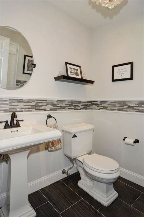 modern powder room sinks powder rooms with pedestal sinks images