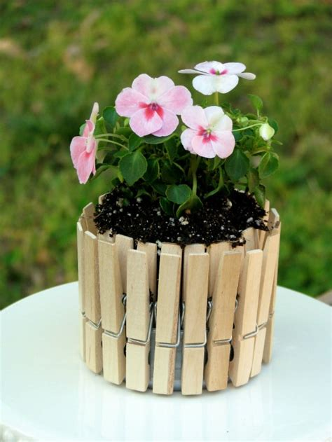 Unique Planters For Flowers by 15 Diy Ideas Turn Things Into Beautiful Flower Pots