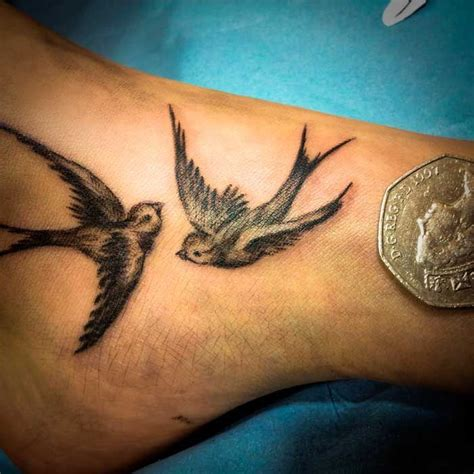 small swallow tattoos 25 best ideas about small sparrow tattoos on