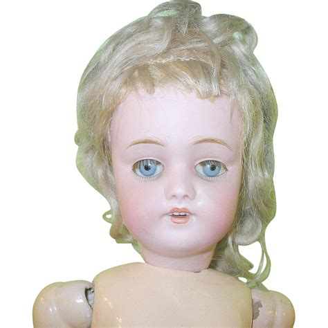 bisque doll composition vintage german bisque doll composition sold on ruby