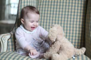 princess charlotte new photos show britain s princess charlotte playing nbc