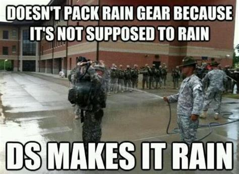 Funny Army Memes - ain t no rain gonna stop my shine funny black baby meme image